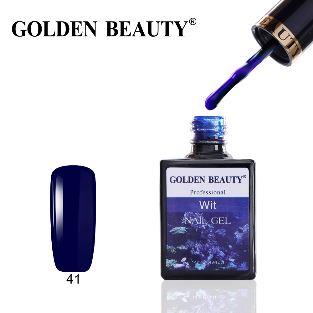 "купить Bluesky Golden Beauty 41 "" WIT "" - 14 мл"