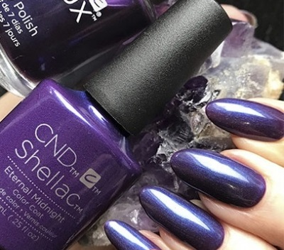 купить Шеллак Shellac CND Eternal Midnight