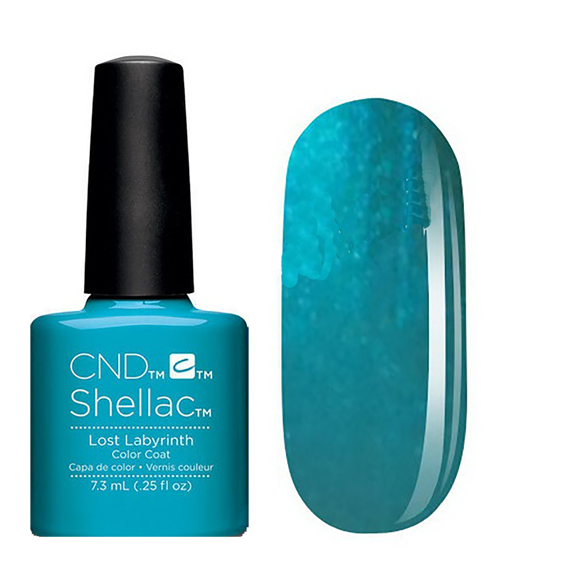 Шеллак Shellac CND Lost Labyrinth купить