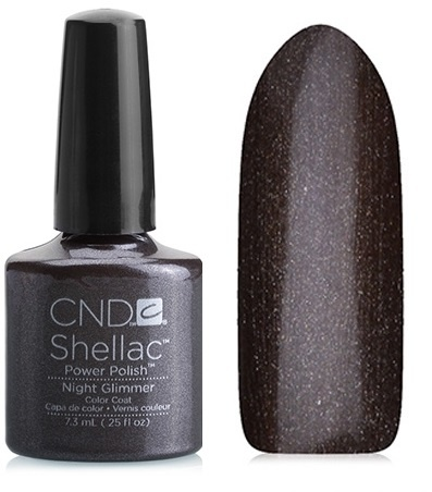 купить Шеллак Shellac CND Night Glimmer