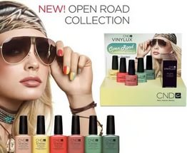 open road cnd shellac