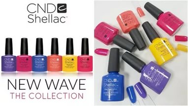 new wave shellac cnd купить