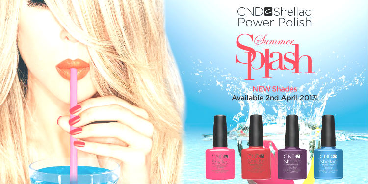 shellac cnd splash