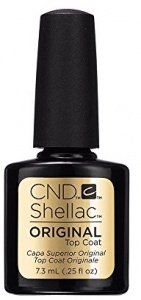 Top Coat Shellac CND