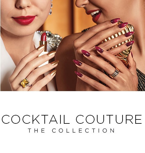 COCKTAIL COUTURE shellac cnd